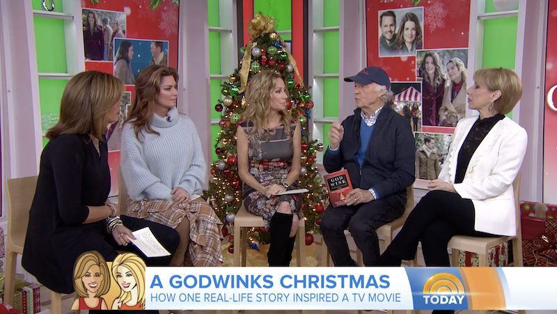 A Godwink Christmas.Squire Rushnell And Louise Duart Talk A Godwink Christmas